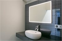 "LED Mirror Classic Line 16.5"" x 25.6"""