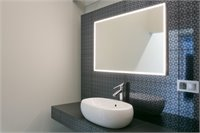 "LED Mirror Classic Line 23.6"" x 25.6"""