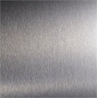 Glass Brushed Stainless Steel